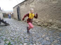 Roudnice nad Labem - Velikonoční běh do schodů(29.3.2015)