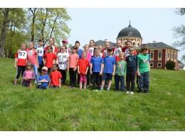 Veltrusy - Běh Veltruským parkem(25.04.2015)