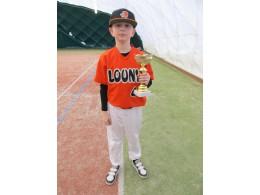 Duben  -  Baseballista Šimon