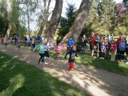 Lány - Běh vítězství zámeckým parkem(08.05.2015)