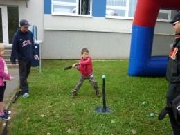 Ukázka baseballu