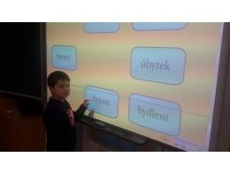 Pracujeme s interaktivní tabulí