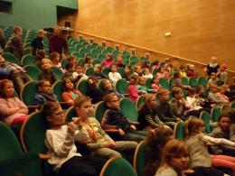 Návštěva v divadle