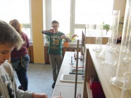 Chemie nás baví!