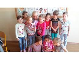 Větrníky pro slané  děti