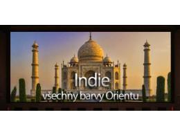 Indie - všechny barvy Orientu