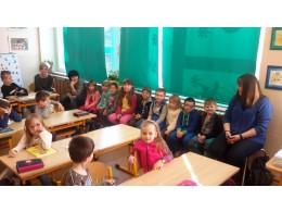 Návštěva z mateřské školy