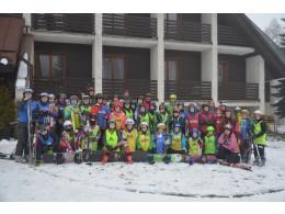 Lyžařský (snowboardový) kurz