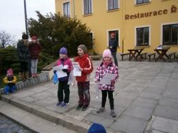 Roudnice nad Labem - Velikonoční běh do schodů(20.3.2016)