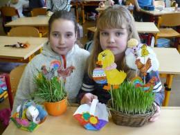 Březen  -  Velikonoční tvoření