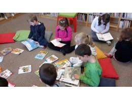 Setkání s knihovnou