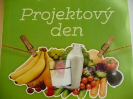 Březen  -  Projektový den  -  Ovoce a zelenina do škol