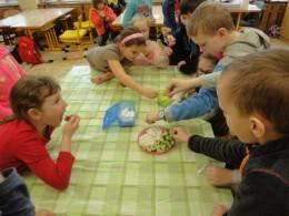 Projektový den- Ovoce a zelenina