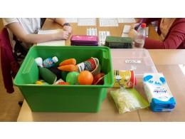 Projektový den - Ovoce do škol