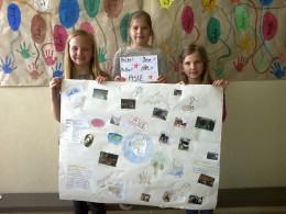 Skupinový projekt ke Dni Země