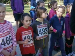 Lány - Běh vítězství zámeckým parkem(08.05.2016)