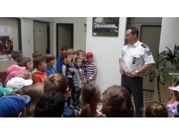 Návštěva u dopravní policie