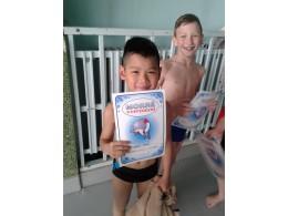 Rozloučení s plaveckým výcvikem