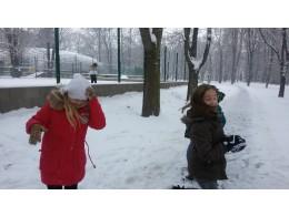 Vzpomínky na sněhu a zimě