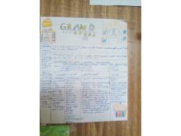 Literární výchova - skupinová práce