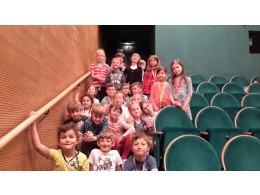 Návštěva divadla