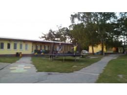 Příjezd na školu v přírodě