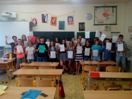 Závěr školního roku 2015 / 2016
