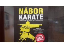 Karate club Louny