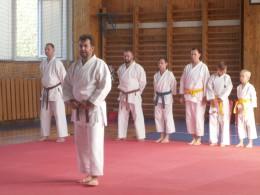 Nábor na karate