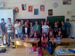 Zahájení školního roku 2016 / 2017