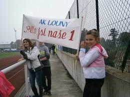 Jablonec nad Nisou - Mistrovství ČR v atletice starších žákyň(17.09.2016)