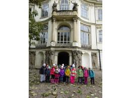 Na zámku Ploskovice je Země snů