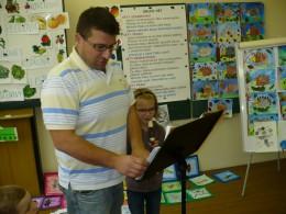 Říjen  - Hra na flétnu