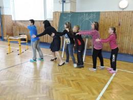 Škola (mimo) hrou - pantomima