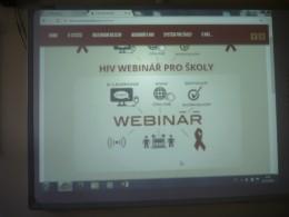 Webinář HIV
