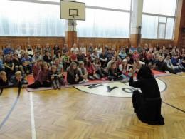 Pantomima - Škola (mimo) hrou