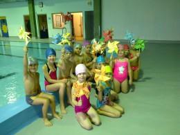 Větrníkový den  - tentokrát v bazénu