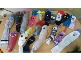 Ponožková strašidla