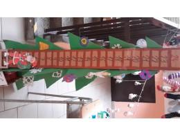 Výstava adventních kalendářů
