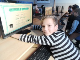Hodina kódu (Hour of code)