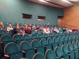 Návštěva divadla - Malostranské povídky