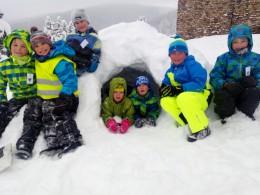 Naši lyžaři