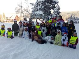 Návrat lyžařů