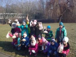Pomáháme ptáčkům přežít zimu