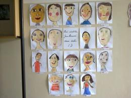 Portréty paní učitelky