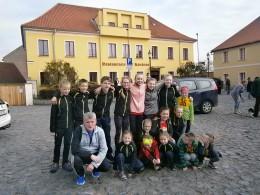 Roudnice nad Labem - Velikonoční běh do schodů(09.04.2017)