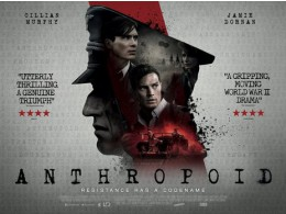 Filmové představení Anthropoid