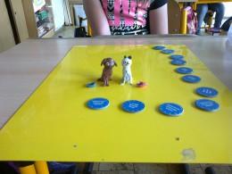 Vítězka modelovací soutěže o nejhezčí zvířátko
