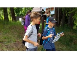Zprávy ze školy v přírodě-den druhý