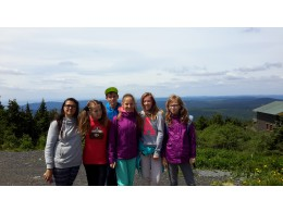 Zprávy ze školy v přírodě-čtvrteční celodenní výlet